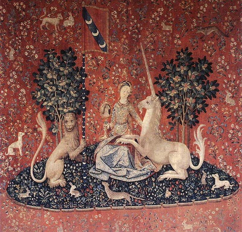 La Dame à la licorne - 15th century