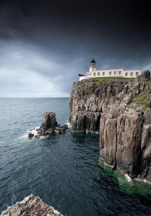 Наедине с просторами… Величественные пейзажи острова Скай, Шотландия