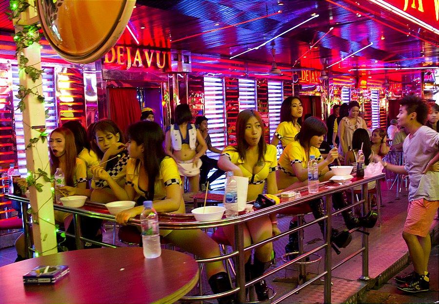 Бангкок секс улицы