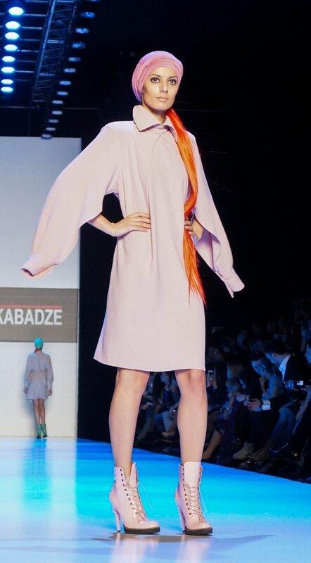 0 81763 33f31650 XL Goga Nikabadze на Mercedes Benz Fashion Week