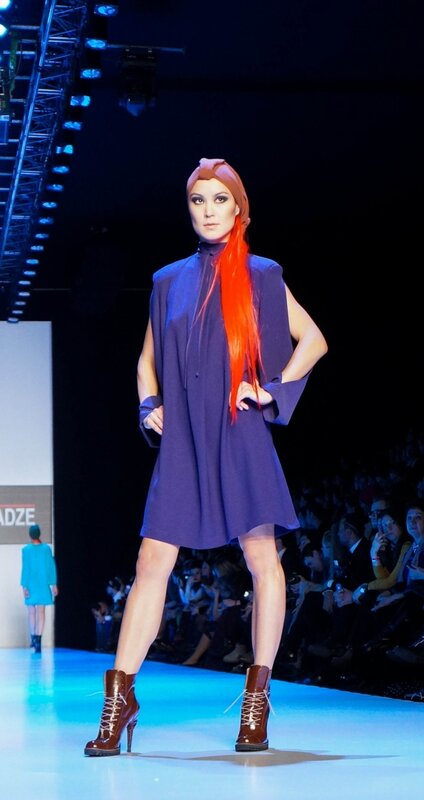0 81765 7e89cde7 XL Goga Nikabadze на Mercedes Benz Fashion Week