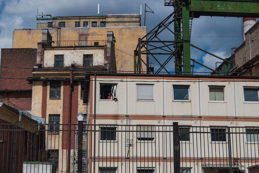 Реанимация областной больницы кемерово
