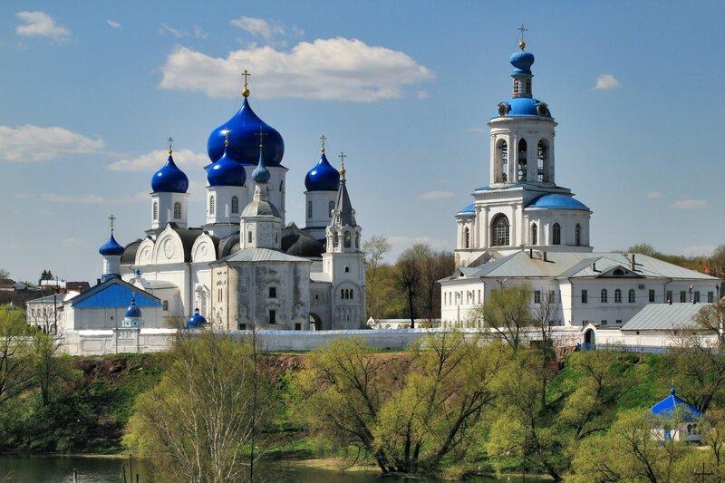 Свято-Боголюбский монастырь, Боголюбово