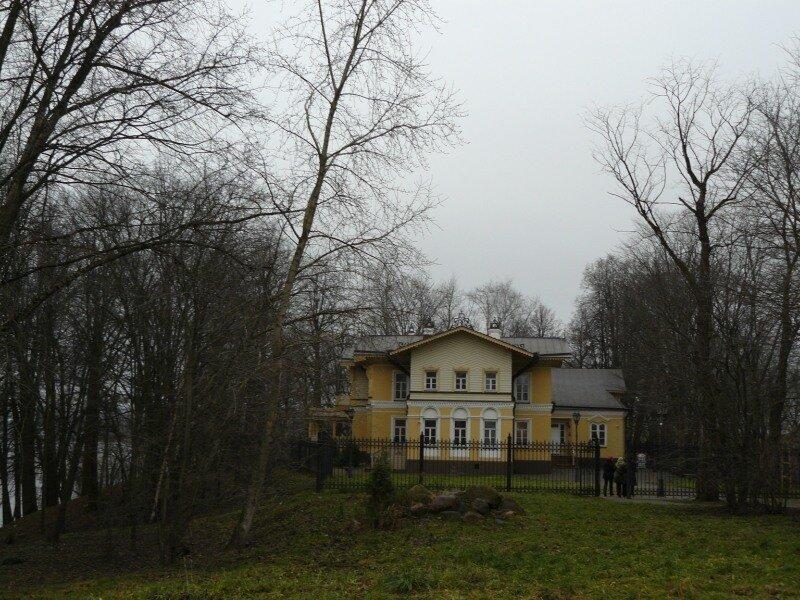 Дом Милютина