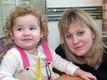 Дочка Маша, день рождения, 2 года