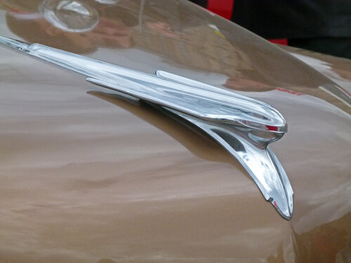 Ретро авто на Поклонке