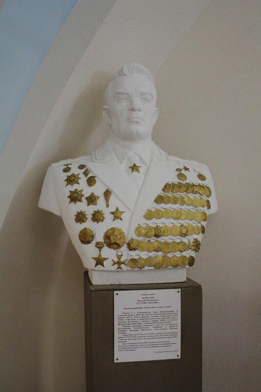 Генерал армии МАРГЕЛОВ Василий Филиппович