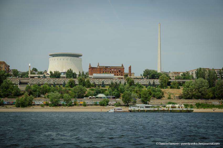 музей-панорама Волга Волгоград pavelpanko