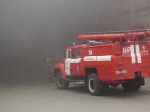 В одном из супермаркетов Владивостока произошел пожар