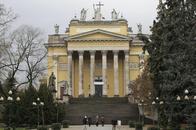 Egri Basilica