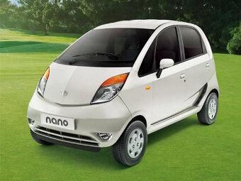 Индийцы обновляют крошку Nano