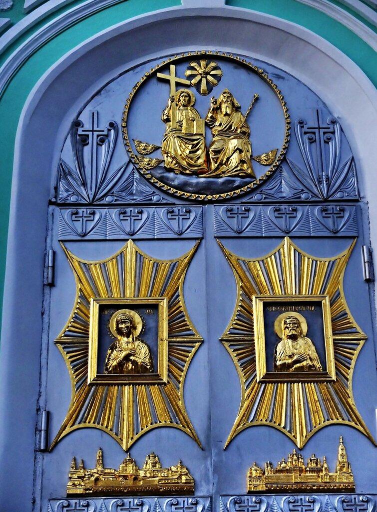 Свято Троицкий Собор в Дивеево