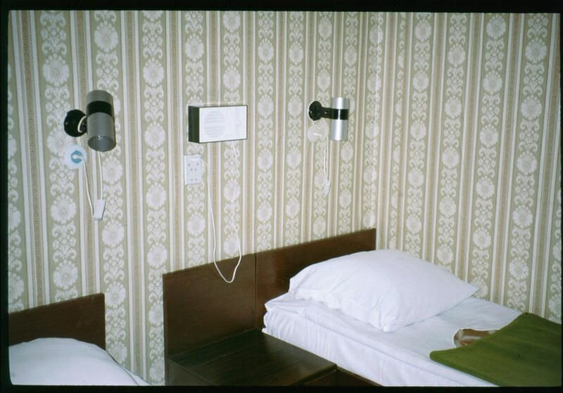 109. Номер в отеле в Иркутске.