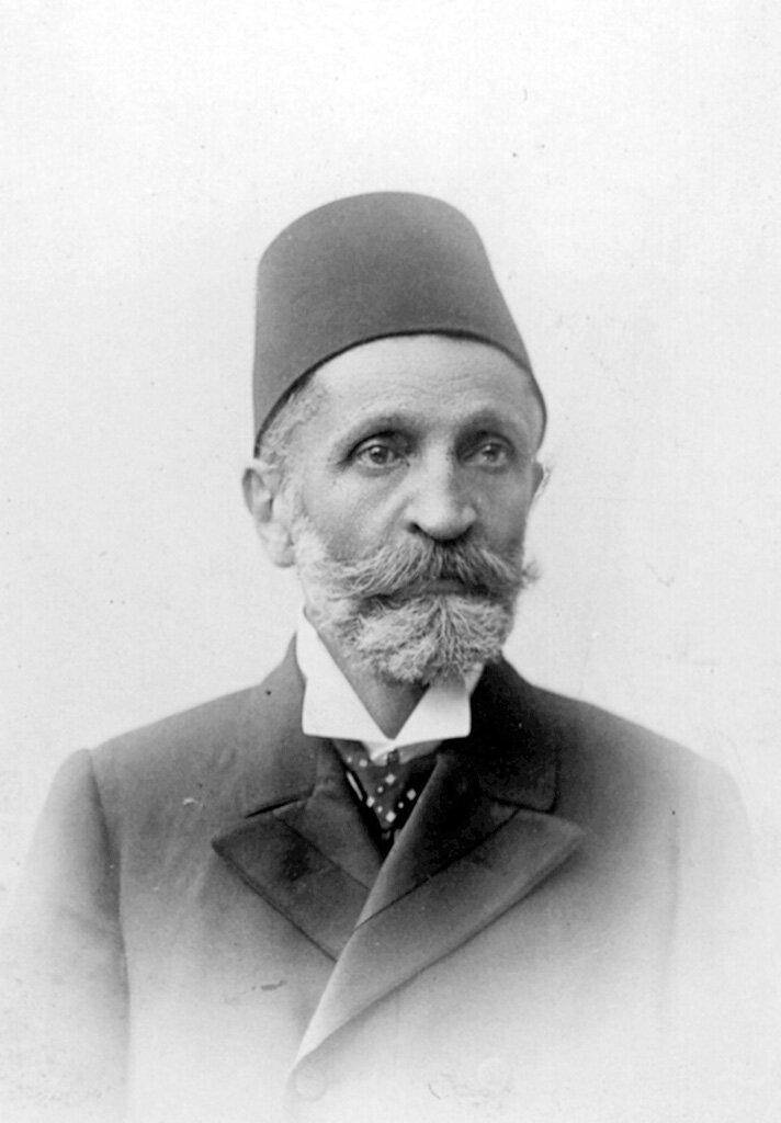 Григория Мелконян, армянский предприниматель из Египта, один из создателей фонда Мелконяна