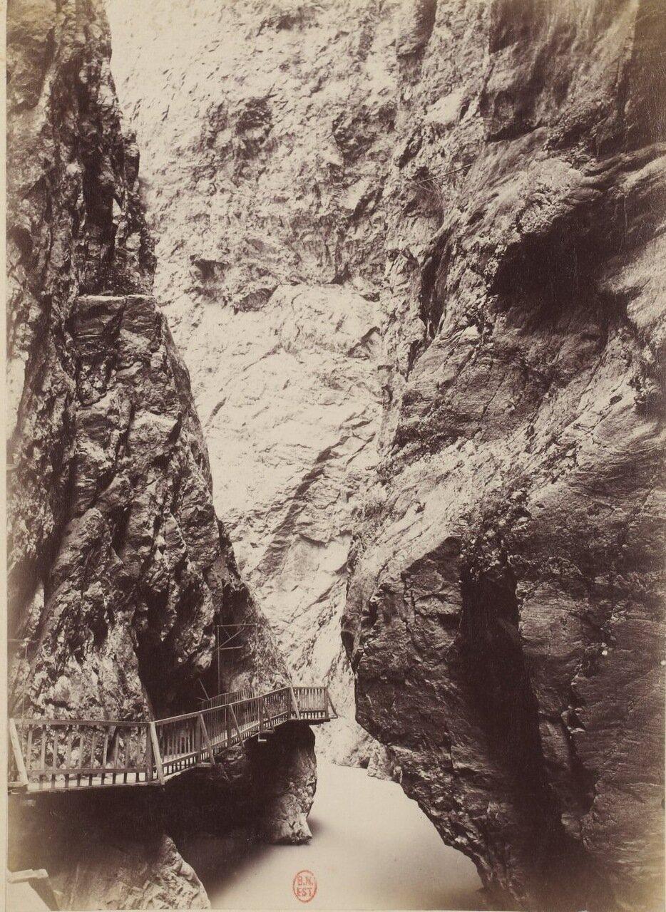 Ущелье Триент