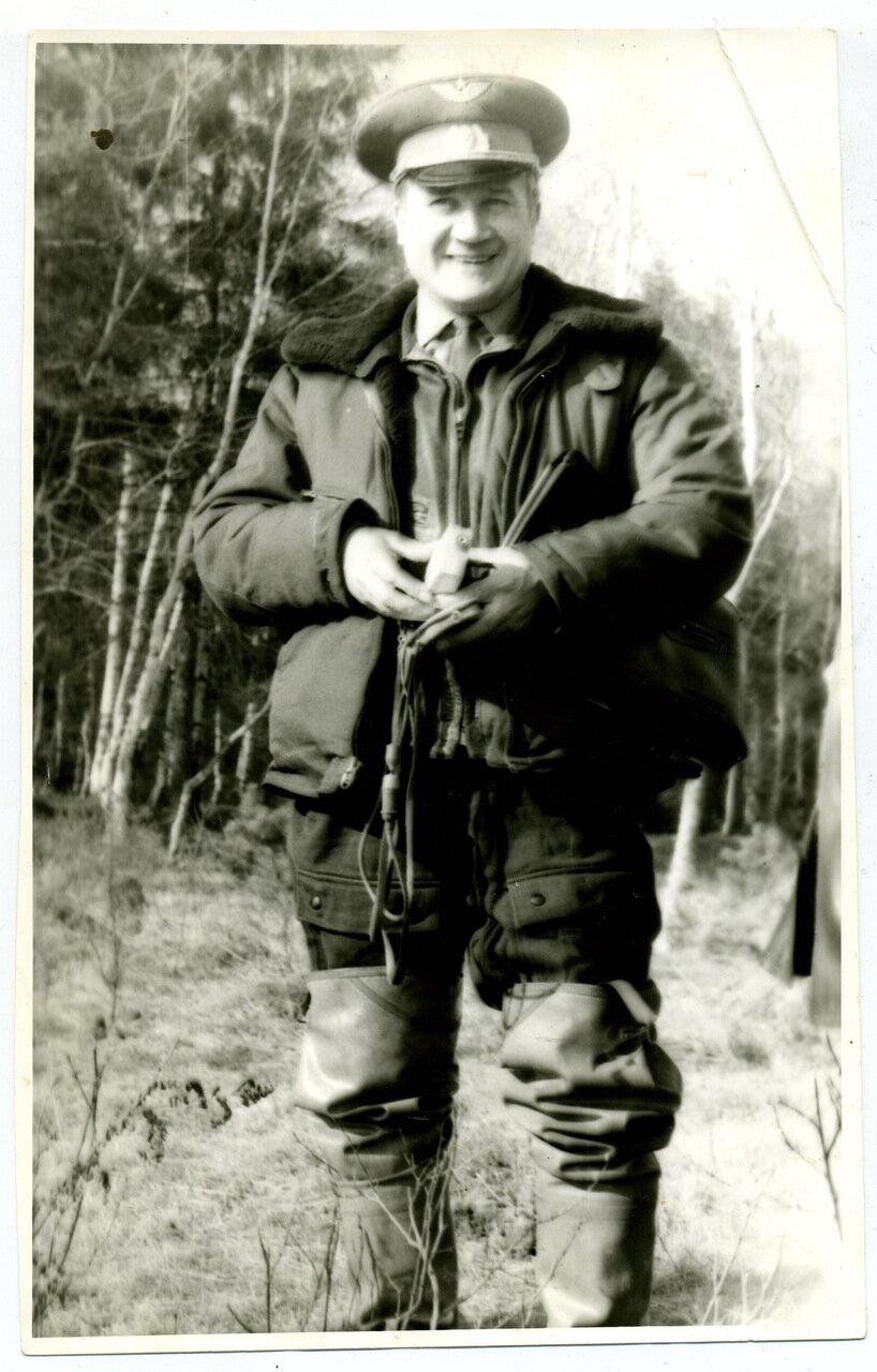 Полковник Филипенко. Озеро Рабиновское