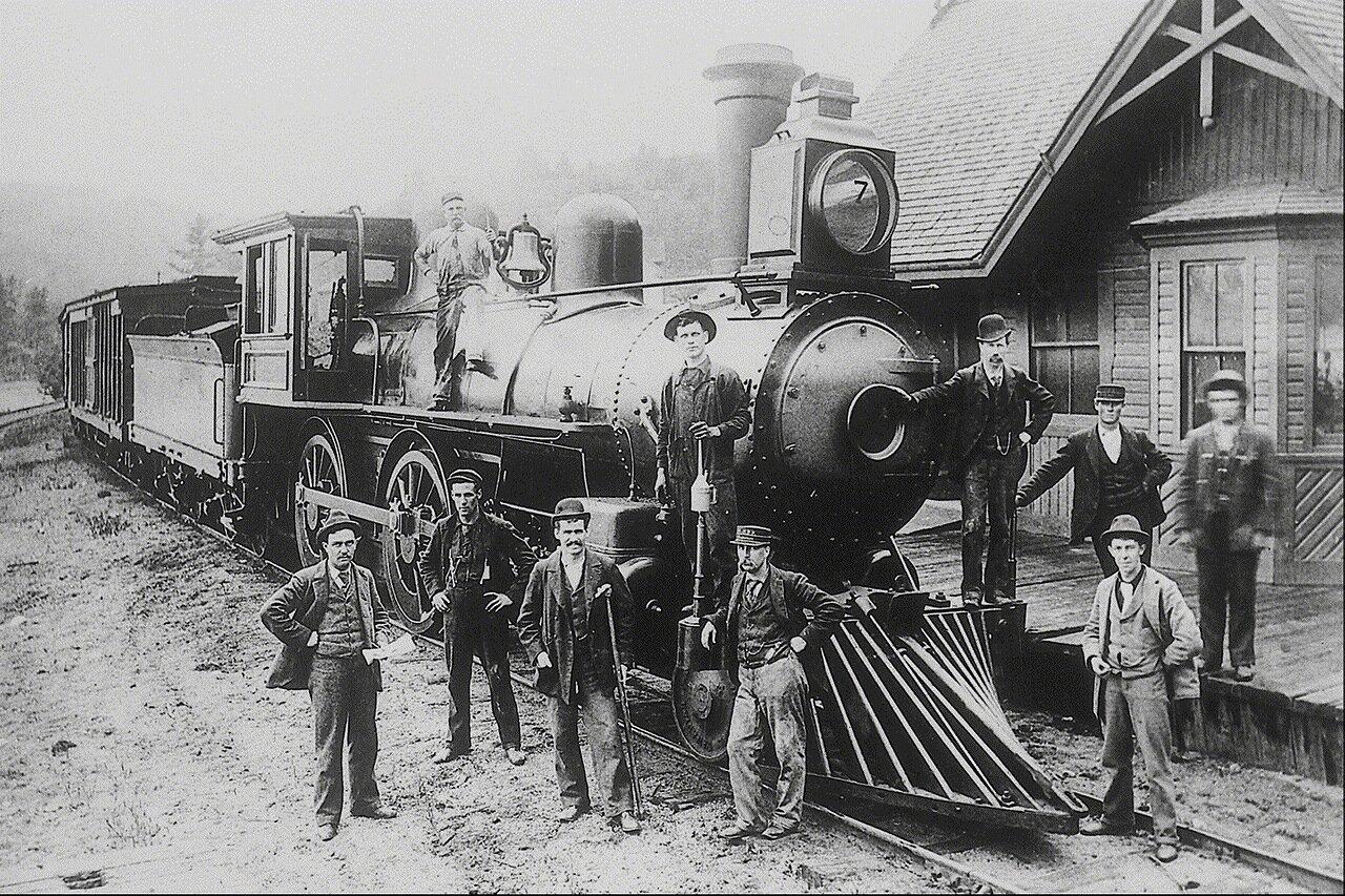 фото первые железные дороги в россии находим массу применений