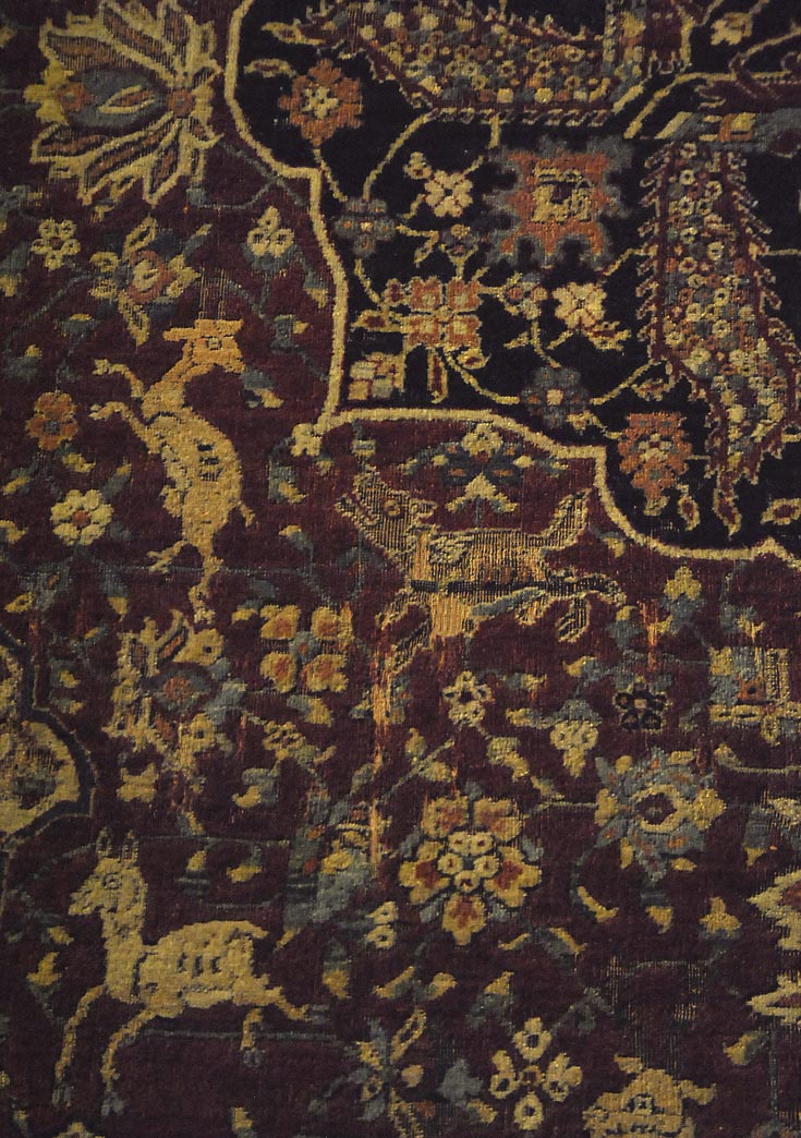 ковер, Пергамон