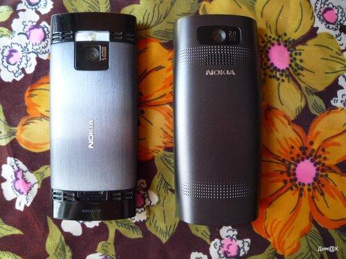 Nokia X2-02 (X2-00 и X2-02)