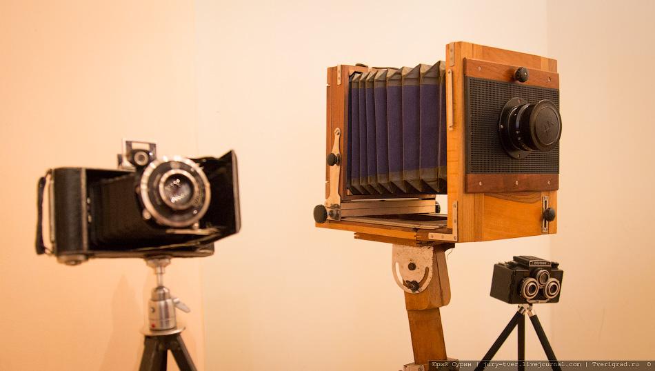 Выставка фотоаппаратуры в Твери