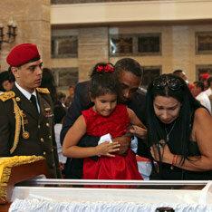 Уго Чавеса забальзамируют и выставят в музее