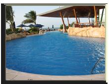 ОАЭ. Дубаи. Burj Al Arab. Pool