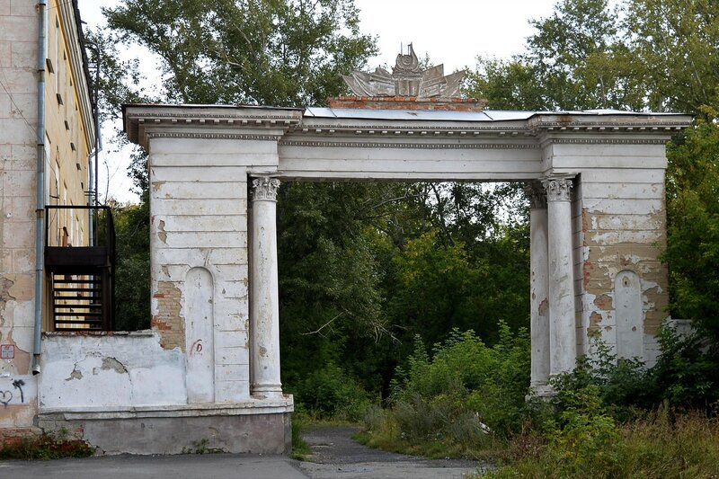 Дом культуры им. П. Бажова