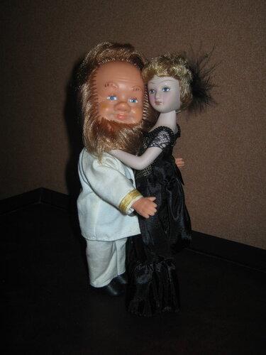 Друзья детства. Куклы, мишки и прочие игрушки