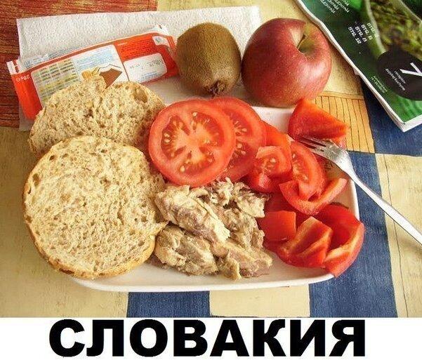 Сравниваем обеды