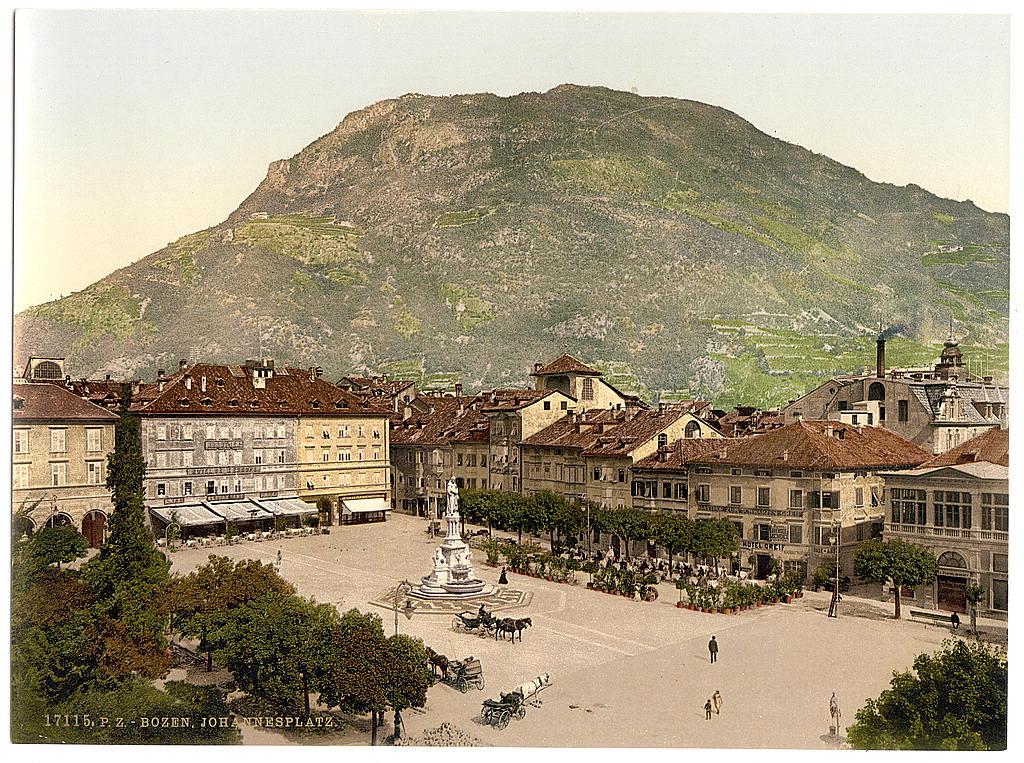 Австрия. Тироль 1890 - 1900 гг 0_80aea_74729014_orig