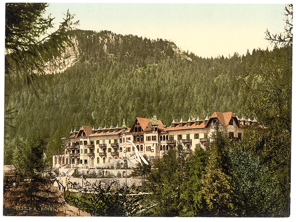 Австрия. Тироль 1890 - 1900 гг 0_80af8_e4e0ac68_orig