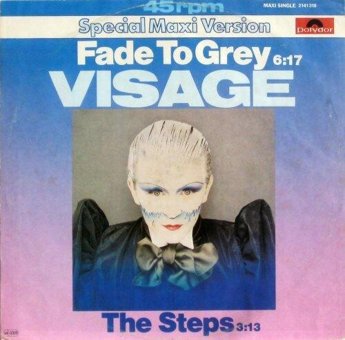 Visage - Fade To Grey (1980) FLAC