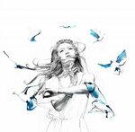 Lucy-Evans72 девушка   и  голуби.jpg