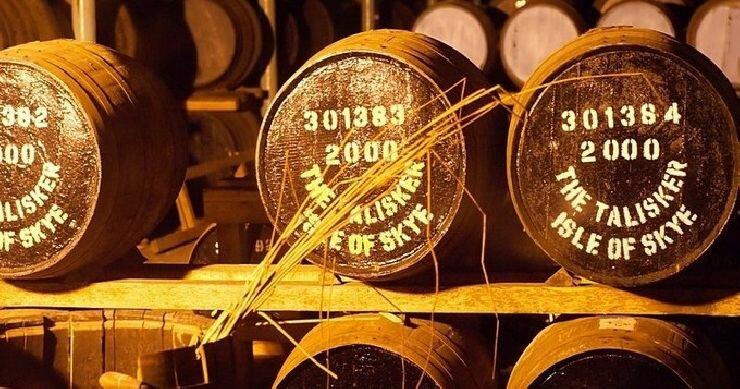 Рецепт изготовления виски домашних условиях