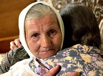 Ну вот детки маму я свою нашла а вы – бабушку