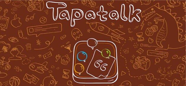 Tapatalk для  iPhone и iPad