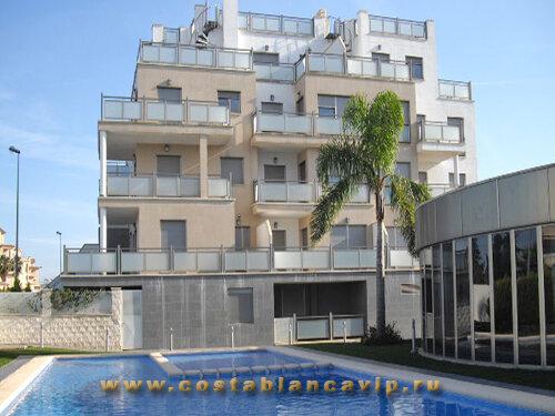 Квартиру в испании продает банк
