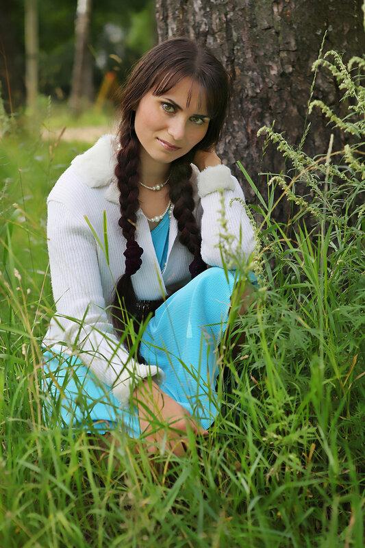 Олия_лето