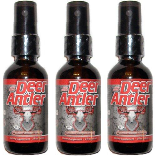 Straightforward Deer Velvet Antler Spray Secrets - For Adults