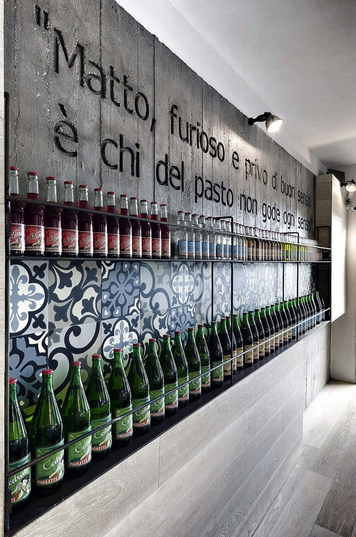 Необычный ресторан Kook в Италии