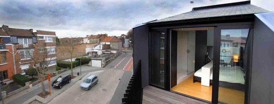 Офис в доме от компании AST 77 в Бельгии