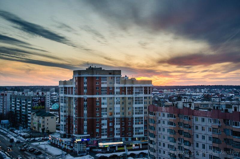 Вечерний Наро-Фоминск