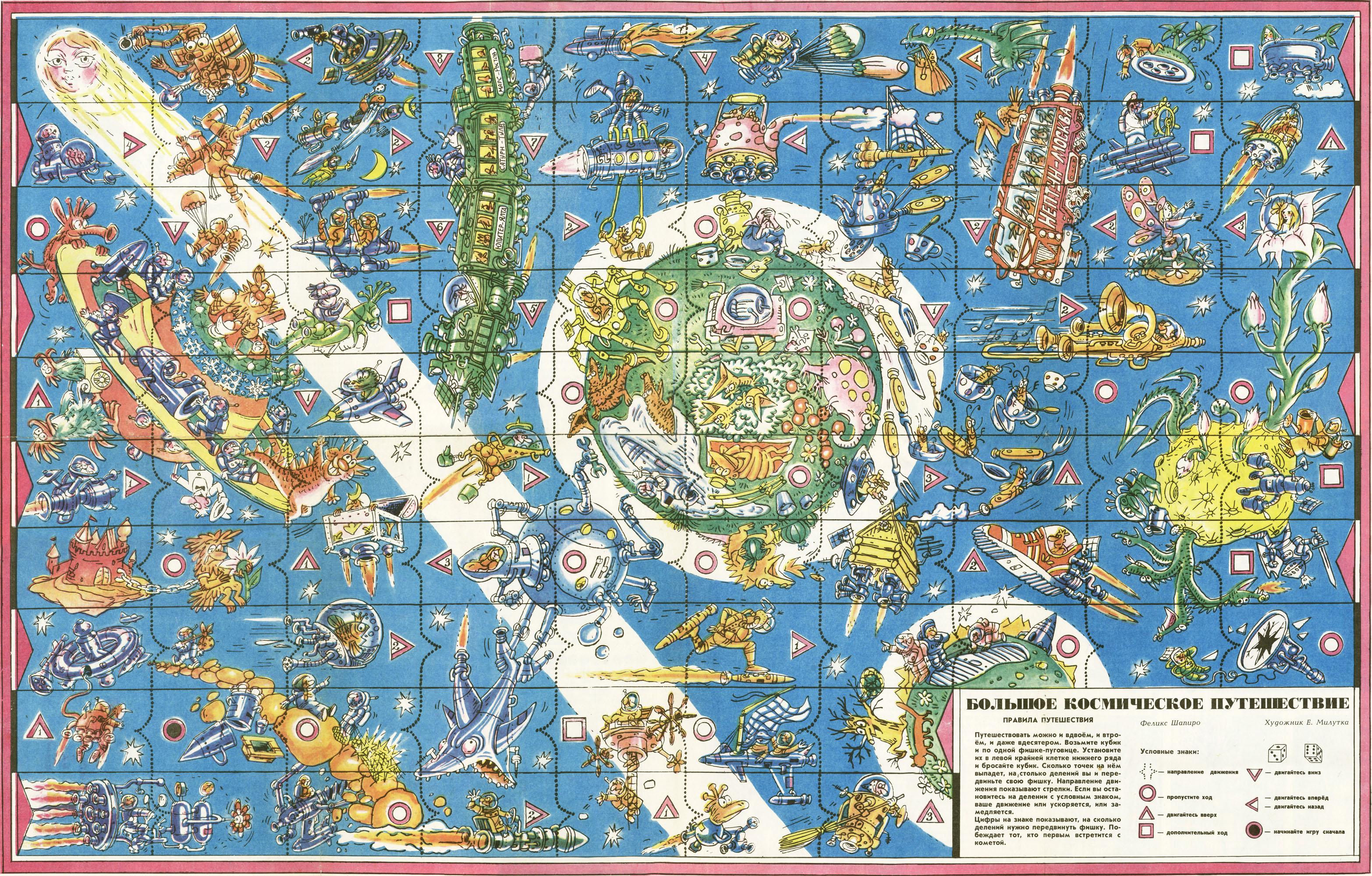 Настольная игра географии