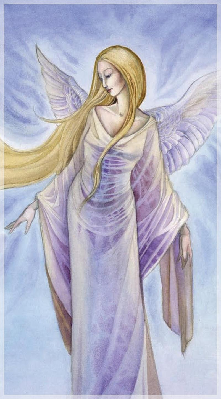 Волшебный мир Stephanie Pui-Mun. Ангелы. Часть - I