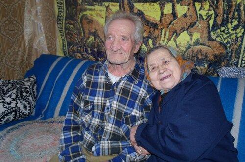 Василий Иванович и Анна Яковлевна