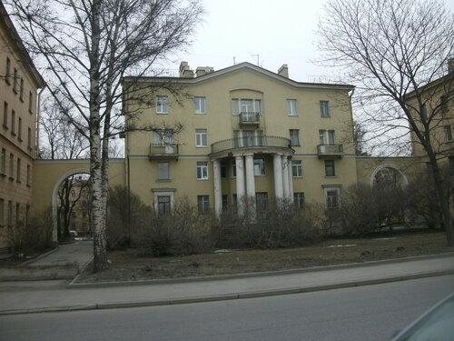Приморский пр. 21