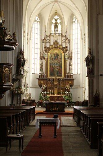 Костёл Вознесения Девы Марии