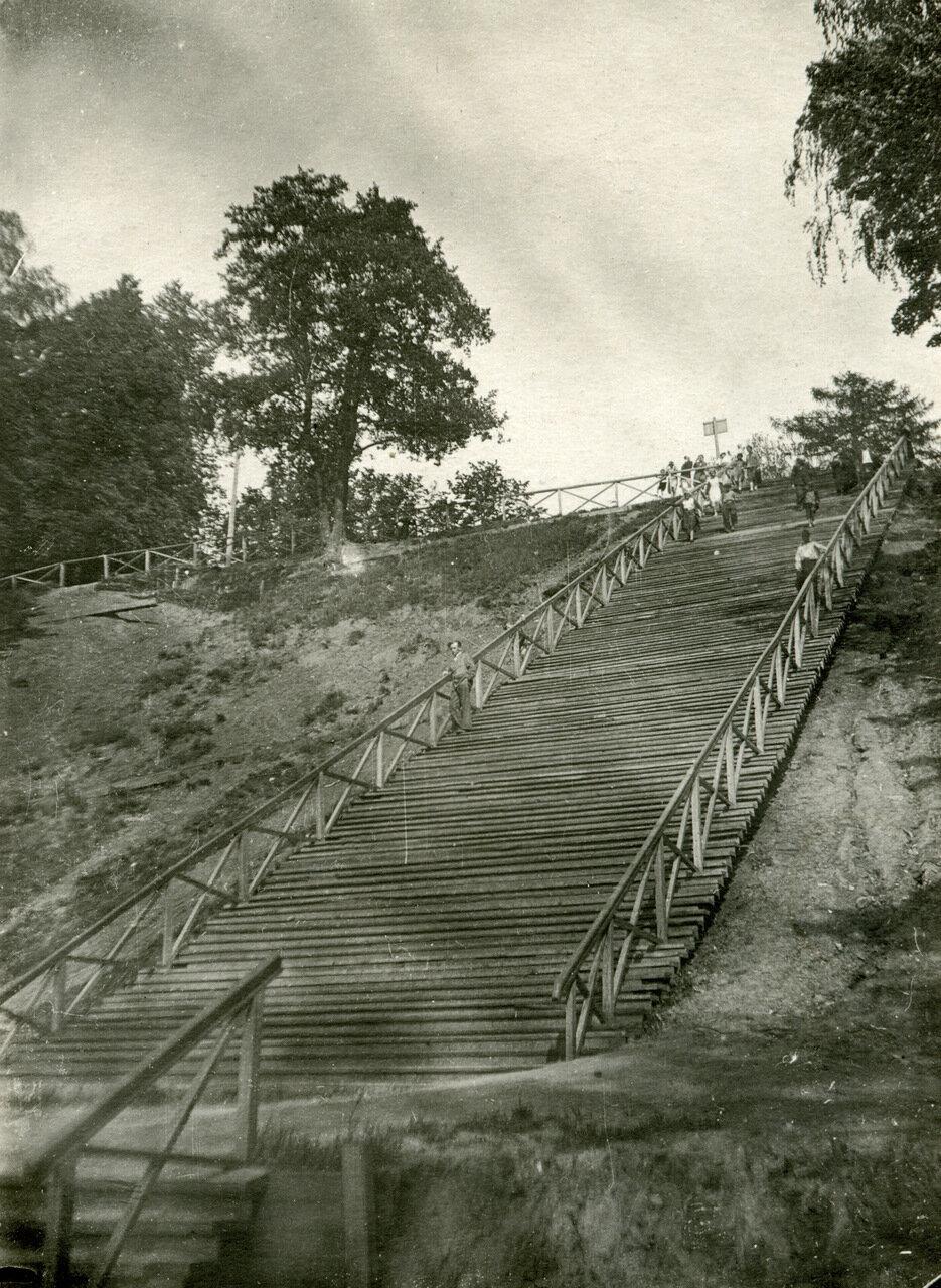 1937г. Филевский парк