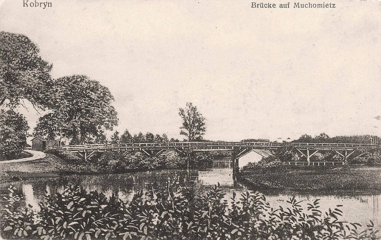 Мост через Муховец