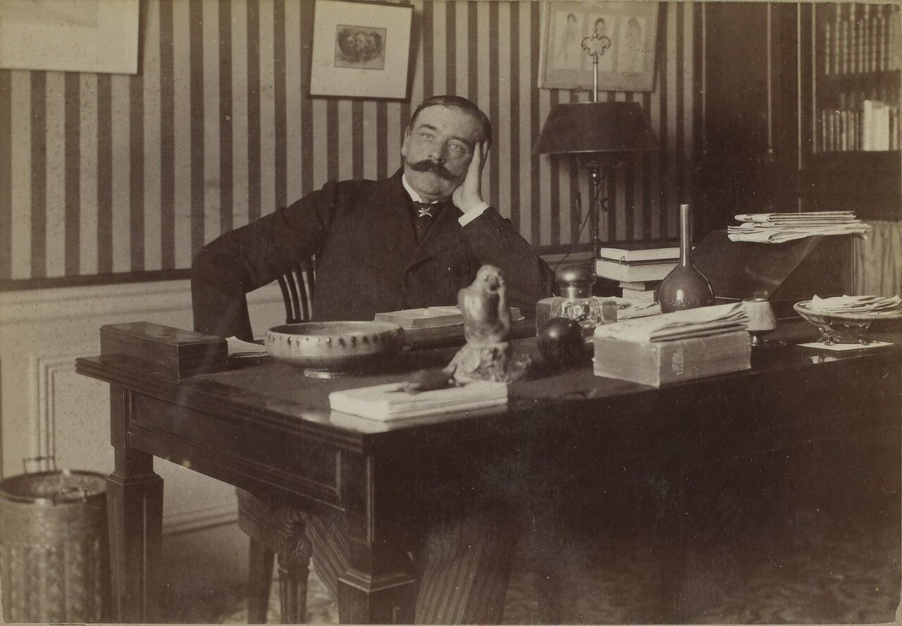 Октав Мирбо (1848-1917)